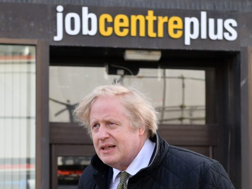 Prime Minister Boris Johnson has been warned that the lobbying controversy could cost the Tories support (Justin Tallis/PA)