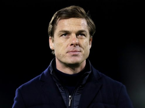 Scott Parker insisted he is not deluded over the scale of the uphill battle facing Fulham (Kirsty Wigglesworth/PA)