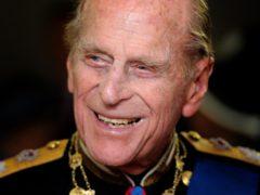 The Duke of Edinburgh (Anthony Devlin/PA)