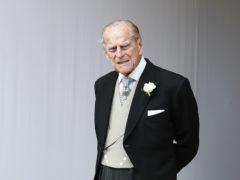 The Duke of Edinburgh (Alastair Grant/PA)