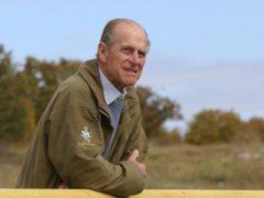The Duke of Edinburgh (Kirsty Wigglesworth/PA)