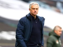 Jose Mourinho has seen his side drop 18 points from winning positions this season (Clive Rose/PA)