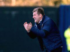 Karl Robinson's free-scoring Oxford won again (Steven Paston/PA)