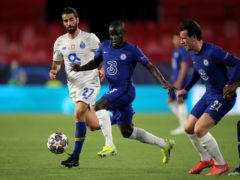 N'Golo Kante shone for Chelsea (Isabel Infantes/PA)
