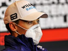 Toto Wolff has taken aim at George Russell's remarks (Xpbimages/Pool via AP)