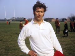 Former Wales and British and Irish Lions captain John Dawes has died at the age of 80 (PA).