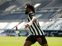 Allan Saint-Maximin has been in scintillating form for Newcastle since his return from injury (Dave Rogers/PA)