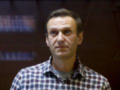 Russian opposition leader Alexei Navalny (Alexander Zemlianichenko/AP)