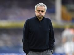 Jose Mourinho has paid the price for a disappointing campaign. (Peter Powell/PA)