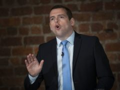 Scottish Conservative leader Douglas Ross has pledged to push for the right to rehab services to be incorporated in Scots law (Jane Barlow/PA)