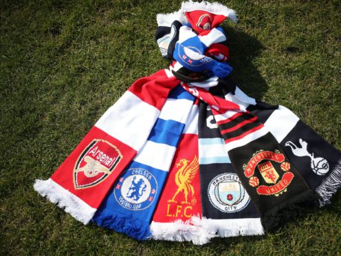 All six clubs have withdrawn from the proposed European Super League (Yui Mok/PA)
