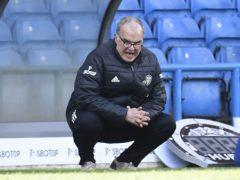 Leeds boss Marcelo Bielsa believes his side is evolving (Peter Powell/PA)