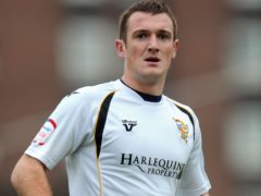 Lee Collins, who played for a host of clubs including Port Vale, has died at the age of 32 (Dave Howarth/PA)