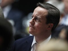 David Cameron is continuing to face questions over his efforts to help finance company Greensill Capital (PA)