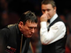 Stephen Hendry has urged his old foe Jimmy White to banish thoughts of retirement (Andrew Matthews/PA)