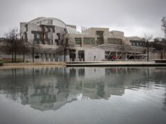 All parties standing for Holyrood are being urged to commit to a phased programme of asbestos removal, covering all affected public buildings (Jane Barlow/PA)