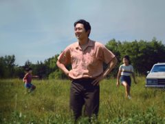 Steven Yeun leads the cast in Minari (A24)
