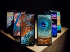 HMD Global's new range of Nokia smartphones (HMD Global)