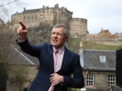 Willie Rennie said his party's new proposals to reform the UK could appeal to those who are 'not yet convinced' by independence' (Andrew Milligan/PA)