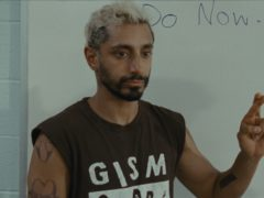 Riz Ahmed in Sound Of Metal (Amazon Studios)