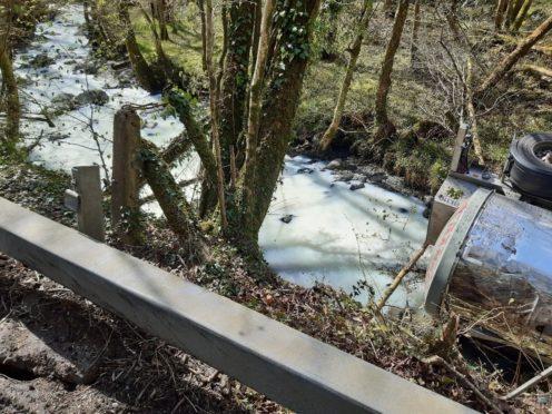 (Natural Resources Wales/PA)