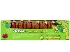 Marks & Spencer has started legal action against Aldi in an effort to protect its Colin the Caterpillar cake (Marks & Spencer/PA)