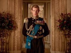 Matt Smith as Prince Philip (Netflix)
