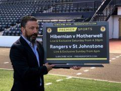 Derek McInnes is looking forward to kick-starting his managerial career (Andy Newport/PA)
