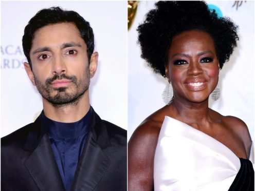 Nominees Riz Ahmed and Viola Davis have joined the cast of presenters for the Oscars, the Academy said (PA)