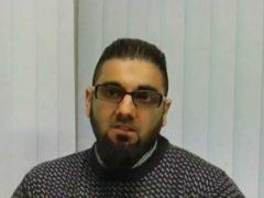Usman Khan in March 2019 (Metropolitan Police/PA)