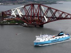 Greens want to see ferries travelling between Scotland and Europe once again (Andrew Milligan/PA)