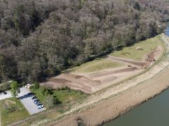 Work is under way to create wetlands at Cotehele (Steve Haywood/National Trust/PA)