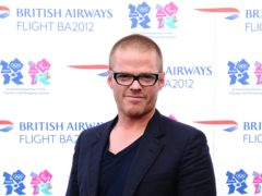 Heston Blumenthal (Ian West/PA)
