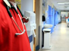 There may be some delays in treatment for a small number of patients, NHS Grampian said (Peter Byrne/PA)
