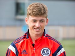 Could Ryan Gauld force his way into Steve Clarke's Scotland squad? (Jeff Holmes/PA)