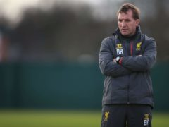 Brendan Rodgers was sacked after three years at Liverpool in 2015 (Nick Potts/PA)
