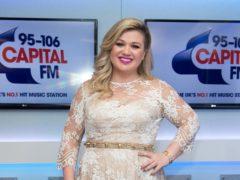 Kelly Clarkson will take over Ellen DeGeneres' slot on US daytime TV, network NBC has said (Daniel Leal-Olivas/PA)