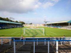 Morton swept to victory at Cappielow (Jeff Holmes/PA)