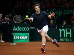 Andy Murray had been intending to make his singles return on clay next week (Andrew Milligan/PA)