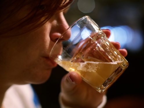 A regulator has said there is no evidence drinking alcohol after a Covid-19 vaccine interferes with how it works (Yui Mok/PA)
