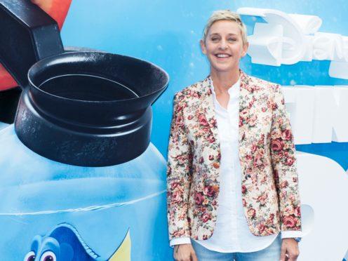 Ellen DeGeneres (David Jensen/PA)