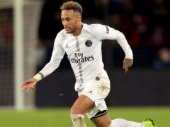 Neymar has pledged his future to PSG (Mike Egerton/PA)