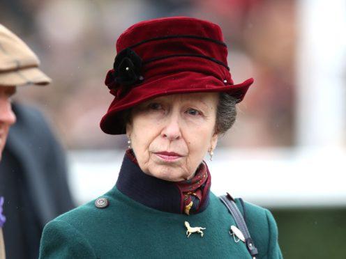 The Princess Royal (Andrew Matthews/PA)