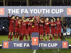 Liverpool are looking to win a second FA Youth Cup in three years (Martin Rickett/PA