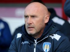 John McGreal has been appointed as Swindon's new manager (Richard Sellers/PA)