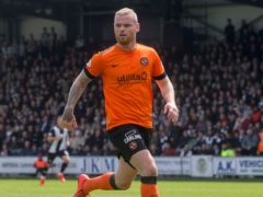 Dundee United defender Mark Connolly has suffered a serious knee injury (Jeff Holmes/PA)