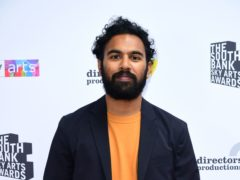 Himesh Patel (Ian West/PA)