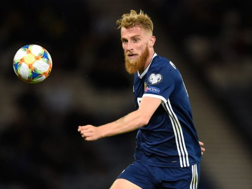 Oli McBurnie is out of the Euros (Ian Rutherford/PA)