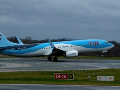 Holiday giant Tui is to offer coronavirus tests for a fraction of standard prices to make foreign travel 'affordable and easy' (Peter Byrne/PA)