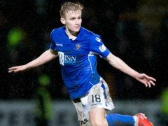 St Johnstone's Ali McCann has been linked with a move to Celtic (Jeff Holmes/PA)